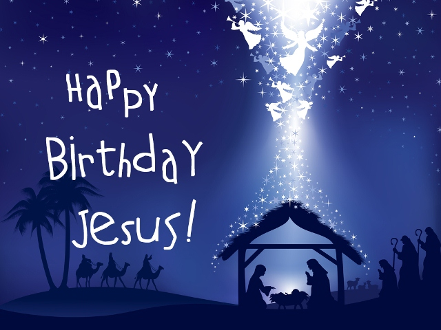 Heritage AcademyChristmas Break – Happy Birthday Jesus! No School ...